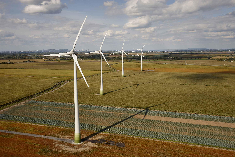 Sustainable Energy Development Kruger Inc Wind Power Biomass